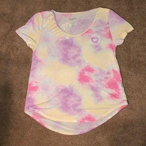 Hollister Tops - Tie Dye T-Shirt
